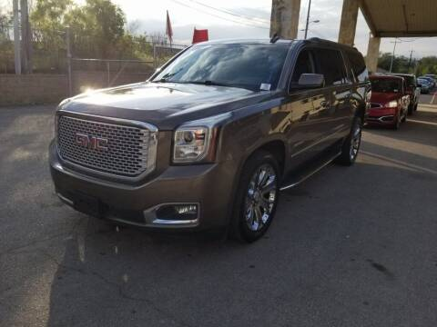 2016 GMC Yukon XL for sale at Smart Chevrolet in Madison NC