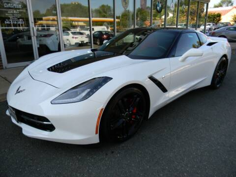 2016 Chevrolet Corvette for sale at Platinum Motorcars in Warrenton VA