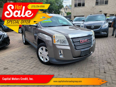 2011 GMC Terrain for sale at Capital Motors Credit, Inc. in Chicago IL