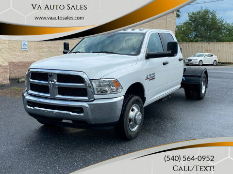 2017 RAM Ram Chassis 3500 for sale at Va Auto Sales in Harrisonburg VA