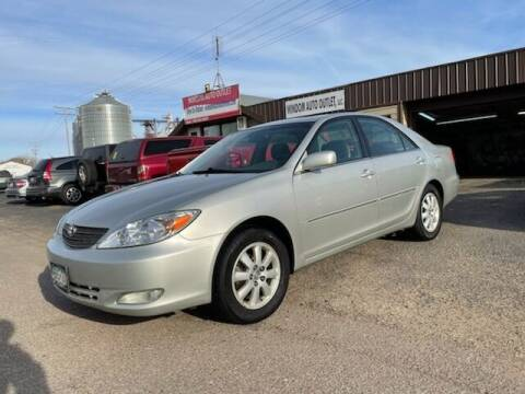 2004 Toyota Camry for sale at WINDOM AUTO OUTLET LLC in Windom MN