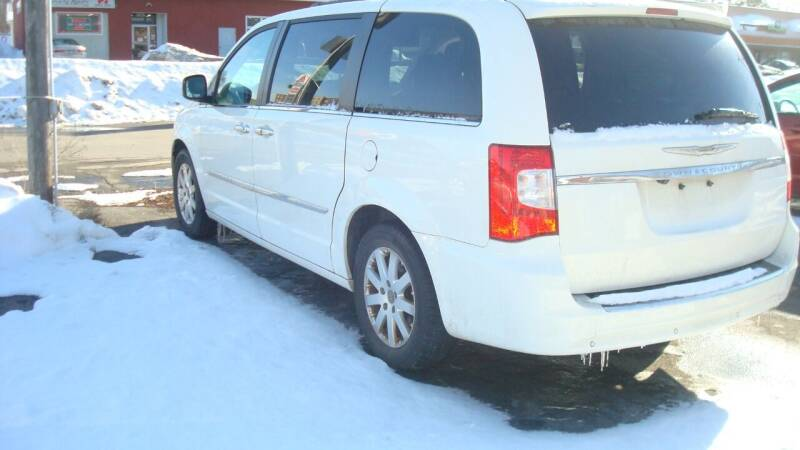 2011 Chrysler Town and Country for sale at Franklin Auto Sales in Herkimer NY
