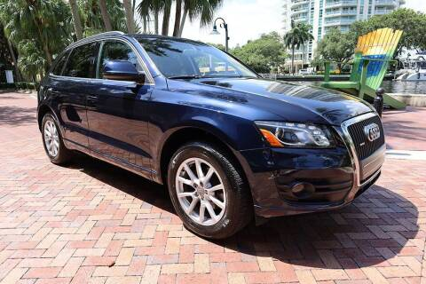 2011 Audi Q5 for sale at Choice Auto in Fort Lauderdale FL