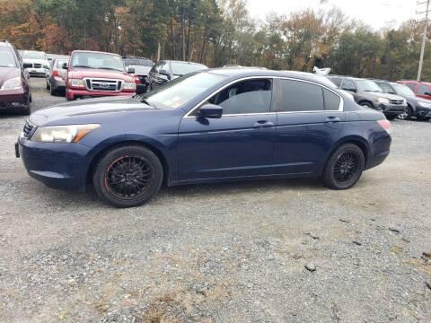 2009 Honda Accord for sale at CRS 1 LLC in Lakewood NJ
