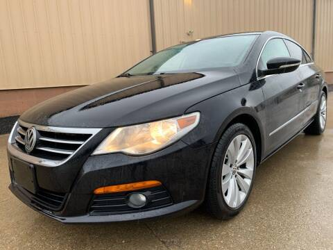 2010 Volkswagen CC for sale at Prime Auto Sales in Uniontown OH