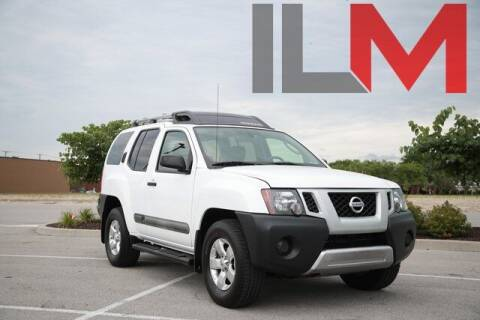 2011 Nissan Xterra for sale at INDY LUXURY MOTORSPORTS in Fishers IN