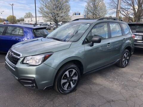2017 Subaru Forester for sale at BATTENKILL MOTORS in Greenwich NY