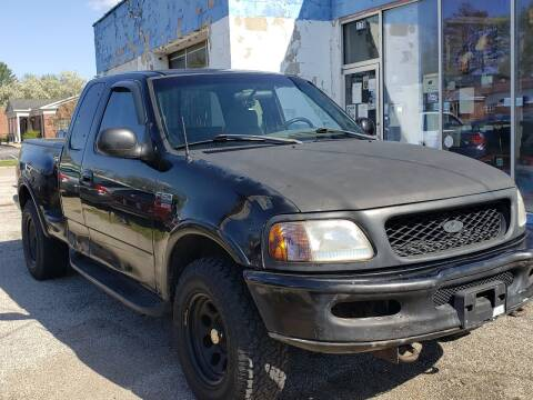 1998 Ford F-150 for sale at New Start Motors LLC in Montezuma IN