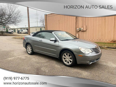 2008 Chrysler Sebring for sale at Horizon Auto Sales in Raleigh NC