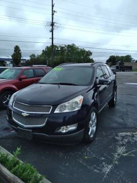 2010 Chevrolet Traverse for sale at D and D All American Financing in Warren MI
