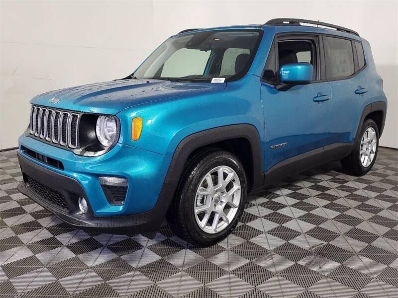 2021 Jeep Renegade for sale in Pompano Beach, FL