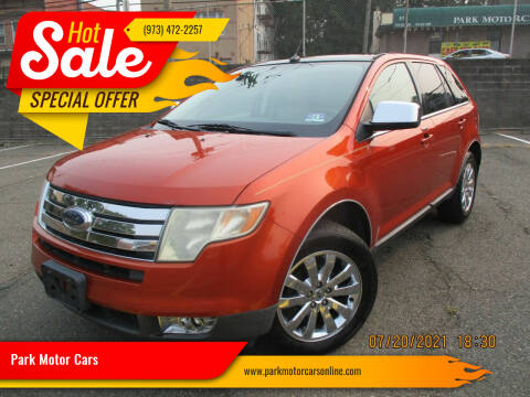 2008 Ford Edge for sale at Park Motor Cars in Passaic NJ