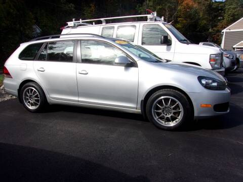 2011 Volkswagen Jetta for sale at Mark's Discount Truck & Auto in Londonderry NH