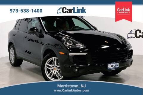 2017 Porsche Cayenne for sale at CarLink in Morristown NJ