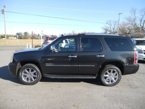 2011 GMC Yukon for sale at All Cars and Trucks in Buena NJ