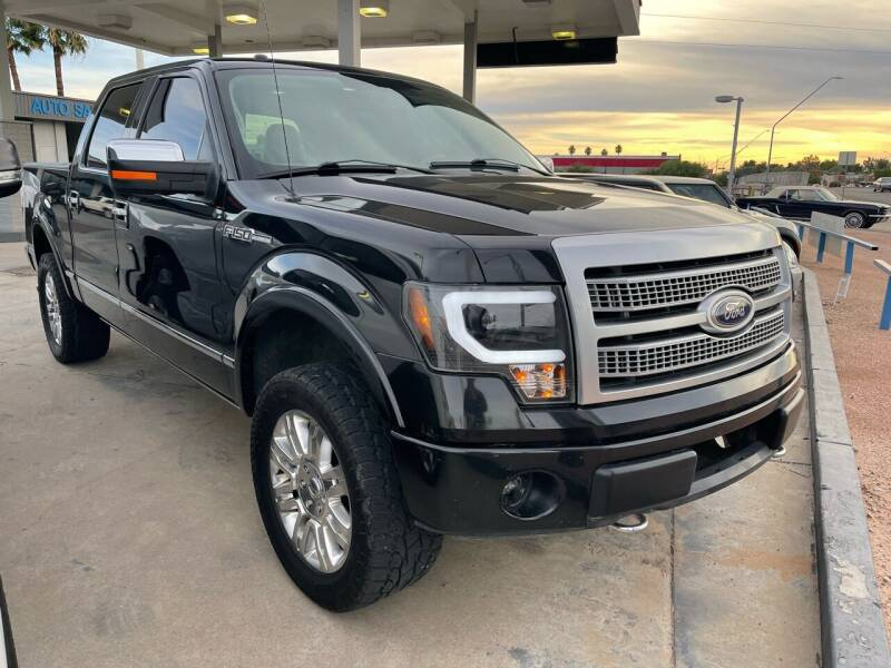 2010 Ford F-150 for sale at TANQUE VERDE MOTORS in Tucson AZ