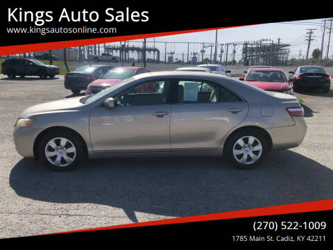 2009 Toyota Camry for sale at Kings Auto Sales in Cadiz KY