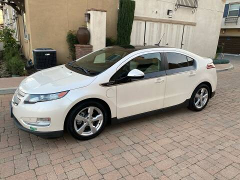 2012 Chevrolet Volt for sale at California Motor Cars in Covina CA
