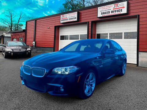 2015 BMW 5 Series for sale at JTL Auto Inc in Selden NY