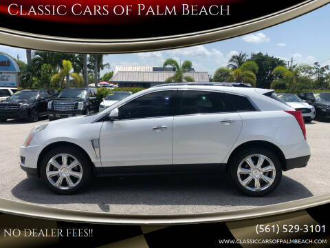 2014 Cadillac SRX for sale at Classic Cars of Palm Beach in Jupiter FL