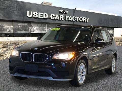 2015 BMW X1 for sale at JOELSCARZ.COM in Flushing MI