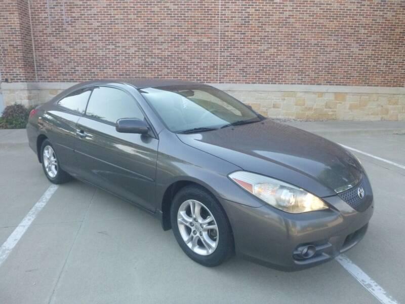 2007 Toyota Camry Solara for sale in Arlington, TX