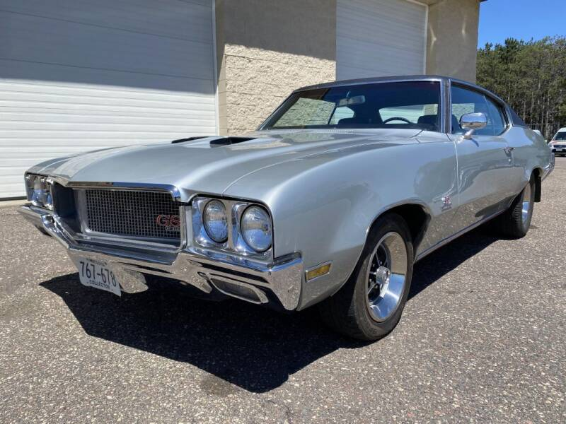 1970 Buick GRAN SPORT 455 for sale at Route 65 Sales & Classics LLC - Classic Cars in Ham Lake MN