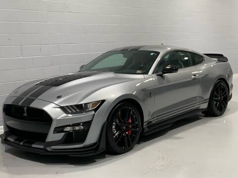 2020 Ford Mustang for sale at POTOMAC WEST MOTORS in Springfield VA