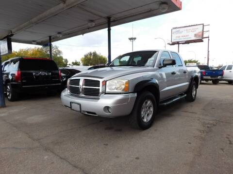 2006 Dodge Dakota for sale at INFINITE AUTO LLC in Lakewood CO