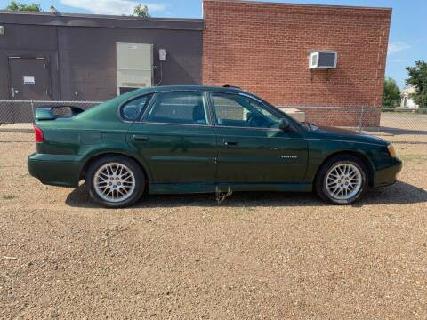 2000 Subaru Legacy for sale at Chubbuck Motor Co in Ordway CO