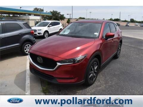 2018 Mazda CX-5 for sale at South Plains Autoplex by RANDY BUCHANAN in Lubbock TX