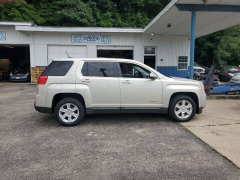 2013 GMC Terrain for sale at Dave's Garage & Auto Sales in East Peoria IL