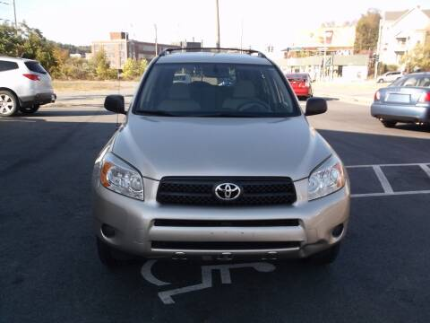 2008 Toyota RAV4 for sale at Sharp Auto Center in Worcester MA