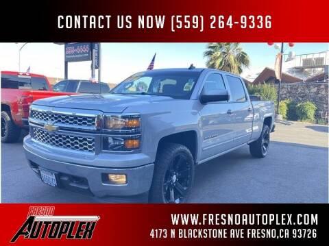 2015 Chevrolet Silverado 1500 for sale at Fresno Autoplex in Fresno CA