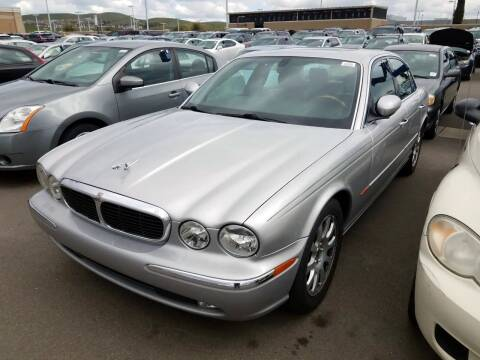 2004 Jaguar XJ-Series for sale at MCHENRY AUTO SALES in Modesto CA