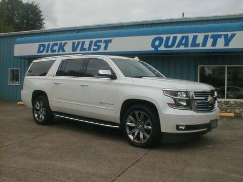2016 Chevrolet Suburban for sale at Dick Vlist Motors, Inc. in Port Orchard WA