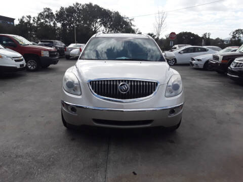 2012 Buick Enclave for sale at FAMILY AUTO BROKERS in Longwood FL