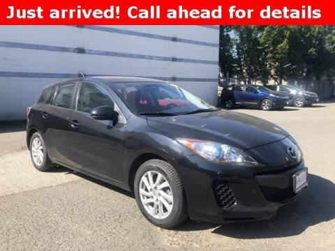 2012 Mazda MAZDA3 for sale at Toyota of Seattle in Seattle WA