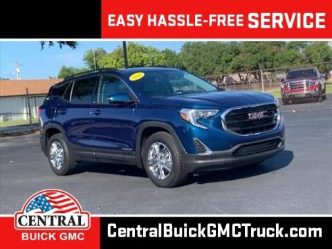 2020 GMC Terrain for sale at Central Buick GMC in Winter Haven FL