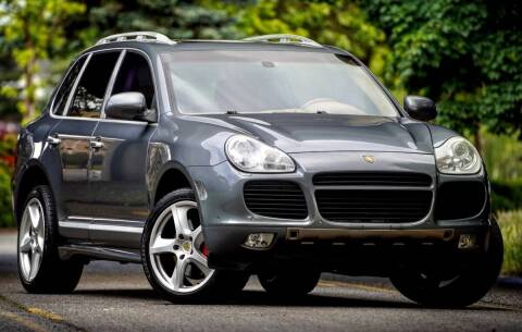 2006 Porsche Cayenne for sale at MS Motors in Portland OR