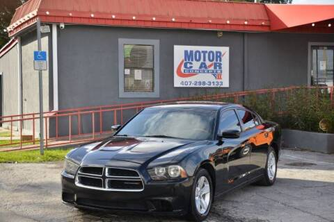 2013 Dodge Charger for sale at Motor Car Concepts II - Apopka Location in Apopka FL