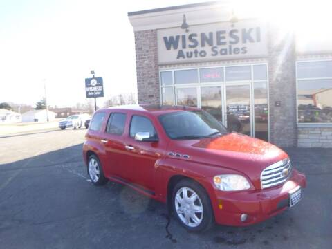 2008 Chevrolet HHR for sale at Wisneski Auto Sales, Inc. in Green Bay WI