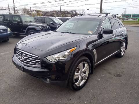 2009 Infiniti FX35 for sale at Wilson Investments LLC in Ewing NJ
