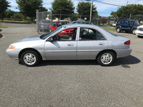 2002 Ford Escort for sale at Mike's Auto Sales of Charlotte in Charlotte NC