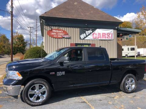 2019 RAM Ram Pickup 1500 Classic for sale at Mehan's Auto Center in Mechanicville NY