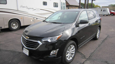 2019 Chevrolet Equinox for sale at Auto Shoppe in Mitchell SD