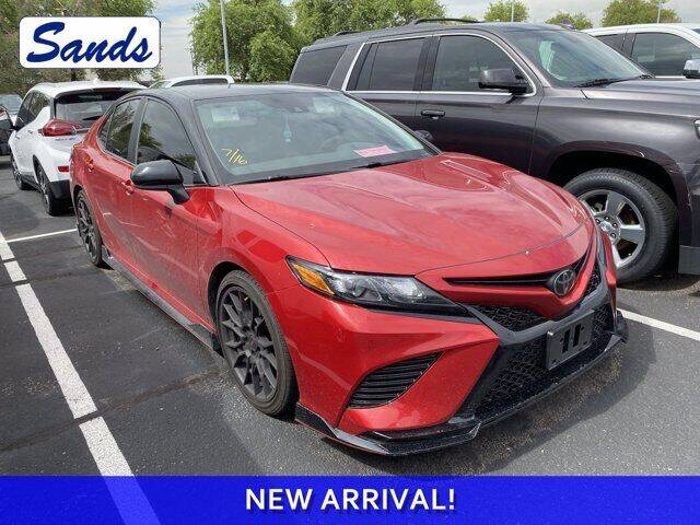 2020 Toyota Camry for sale at Sands Chevrolet in Surprise AZ