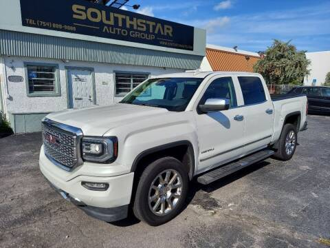 2017 GMC Sierra 1500 for sale at Southstar Auto Group in West Park FL