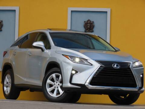 2016 Lexus RX 350 for sale at Paradise Motor Sports LLC in Lexington KY