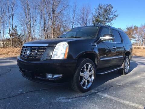 2007 Cadillac Escalade for sale at Westford Auto Sales in Westford MA